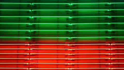 Neon Tubes Synchro