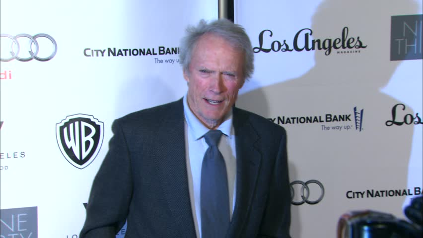 Los Angeles, CA - MARCH 22, 2010: Clint Eastwood, walks the red carpet at the Backstage at the Geffen Gala held at the Geffen Playhouse