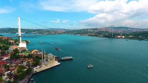Istanbul Bosphorus, Turkey
