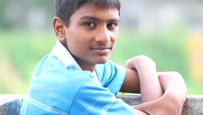 Indian Teen Boy Expression Video Stock Footage Video 2991277  Shutterstock-7624