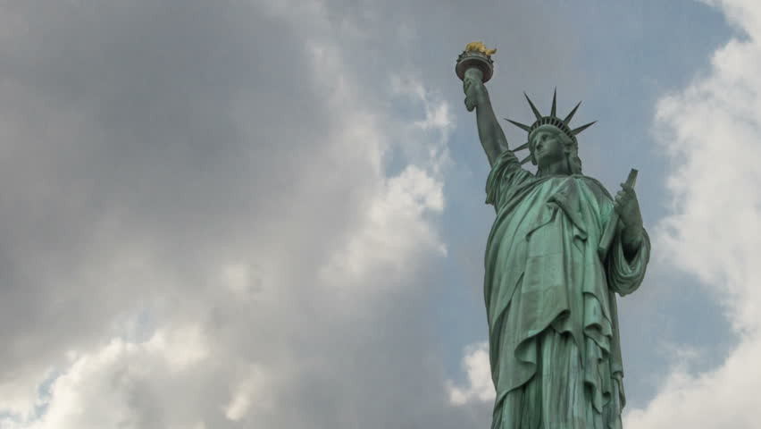 Statue of Liberty in New York City | Shutterstock HD Video #3004564