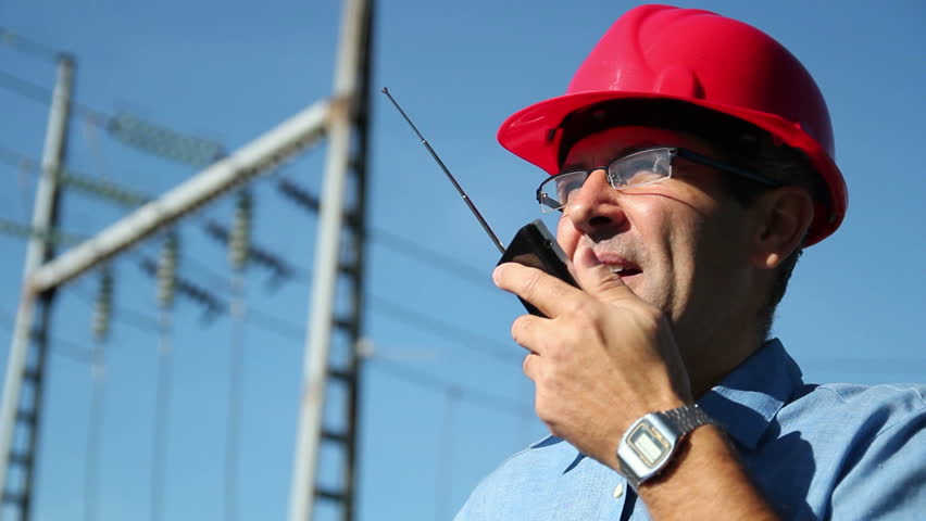 Power Lines and Engineer.