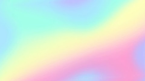 Holographic neon looped background