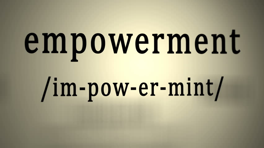 """meaning of empowerment """"empowerment"""" has become a popular term in mental health programs, yet it has lacked a clear definition in a research project designed to measure empowerment in programs funded by and for mental health services users, we first undertook to come up with a working definition."""