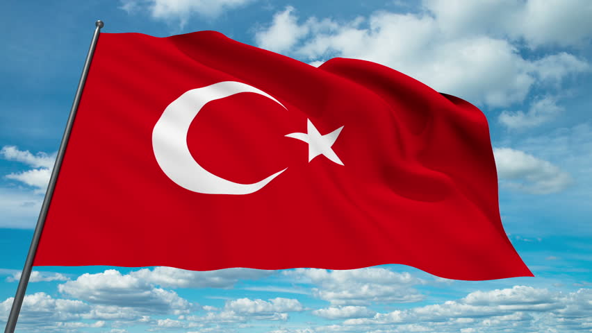 Картинки турецкий флаг, днем рождения