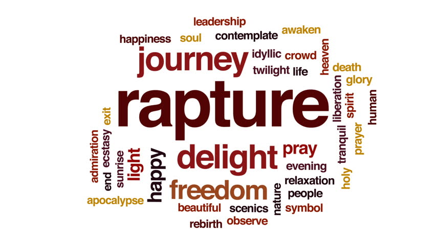 Rapture Animated Word Cloud, Text Stock Footage Video (100% Royalty-free)  30318754 | Shutterstock