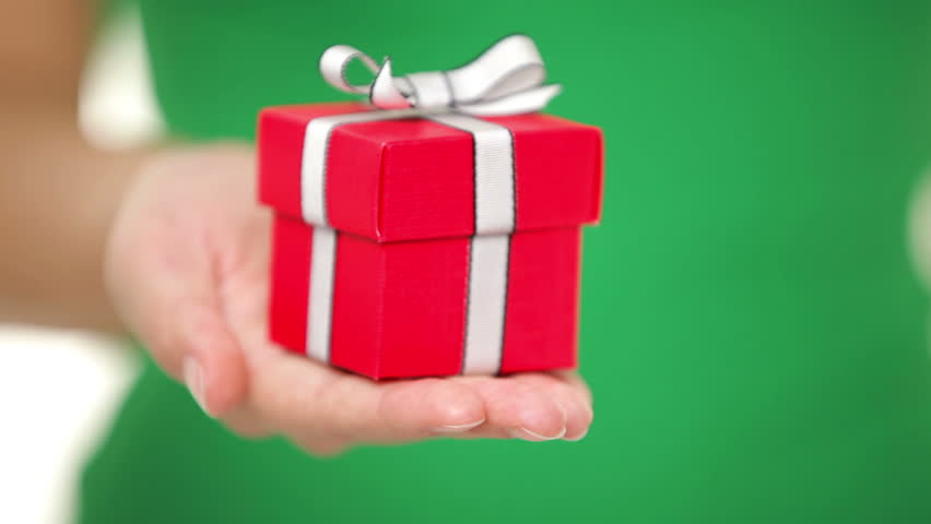 Stock video clip of gift x2f present hand holding small gift stock video clip of gift x2f present hand holding small gift shutterstock negle Gallery