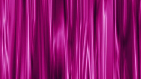 abstract soft color pink curtain silk fabric waving style animation background \ New quality universal motion dynamic animated colorful joyful music video footage