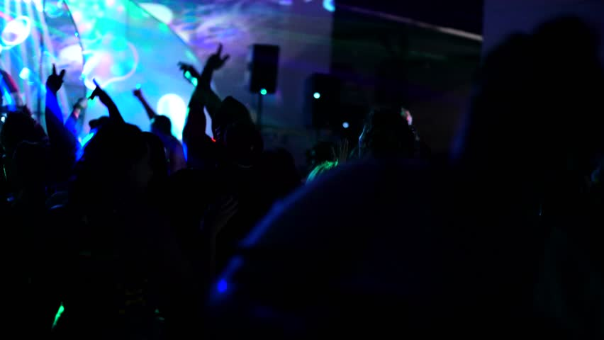 Dance Rave Dj Party Dancing Stock Footage Video (100% Royalty-free)  30884074 | Shutterstock