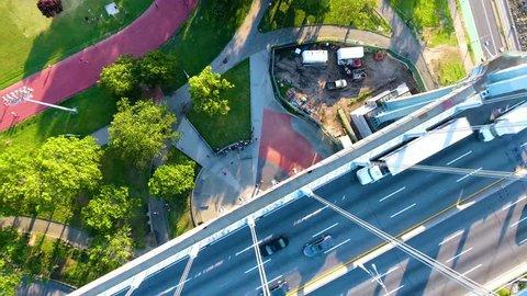 Robert F Kennedy Bridge 25 - Aerial