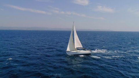 boat sail boat mer mediterranean ocean