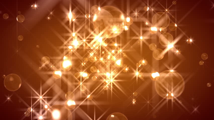 Glamorous Christmas Video Background Loop  ///  Glassy orbs fly towards the viewer and twinkle and shine in a truely festive and glamorous manner. Great for Christmas.