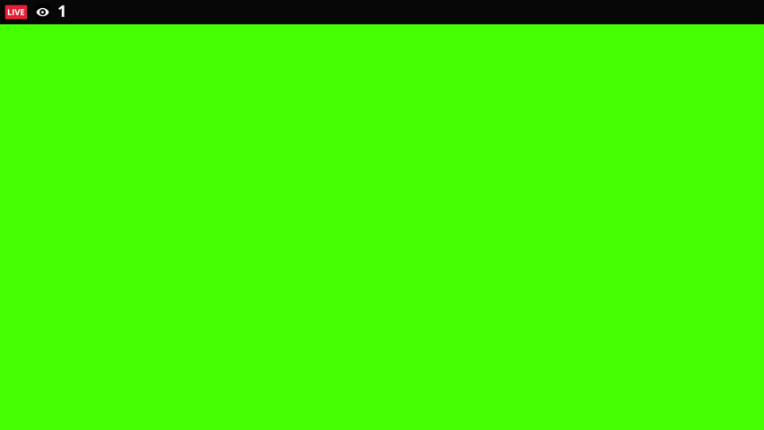 4k video with key green screen by show counter quickly increasing to 1 billion views for social marketing and business uses | Shutterstock HD Video #32073442