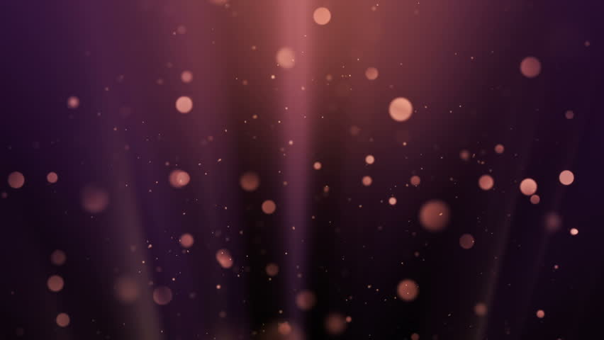 Abstract background with animation of flying and flickering particles as bokeh of light. Animation of seamless loop. | Shutterstock HD Video #32165644