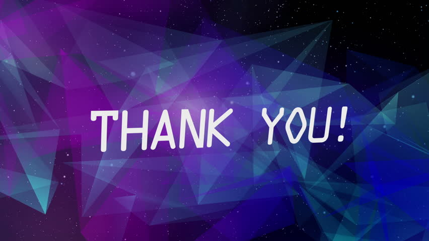 Thank you stock footage video shutterstock thank you modern animation voltagebd Gallery