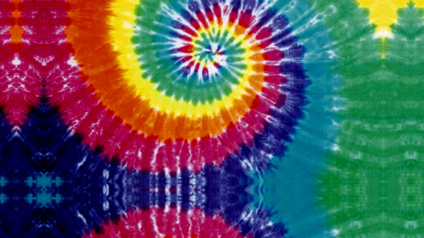 Kaleidoscope with Tie Dye Colors Stock Footage Video (100% Royalty-free)  3245584 | Shutterstock