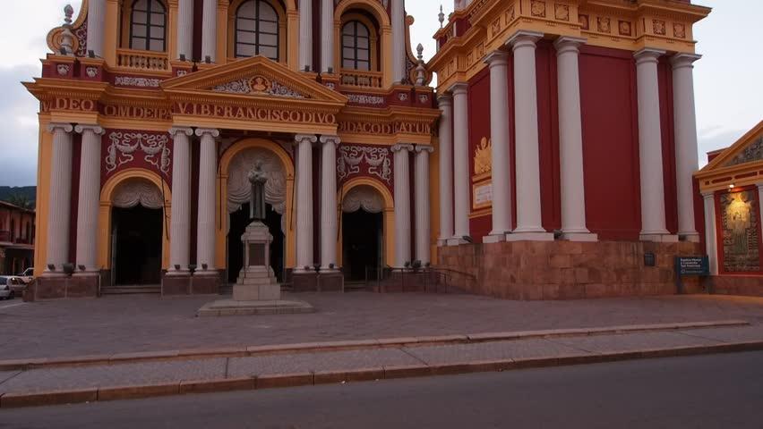 Saint Francis Church, Salta, Argentina