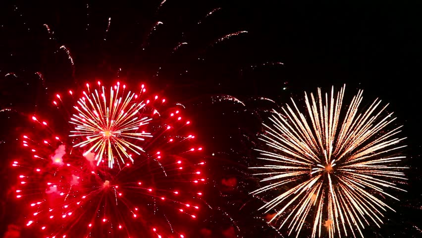 Firework display | Shutterstock HD Video #3259114