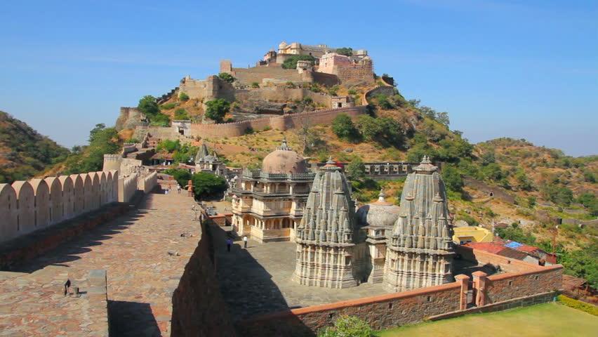 Image result for Kumbhalgarh Fort Rajasthan HD IMAGES