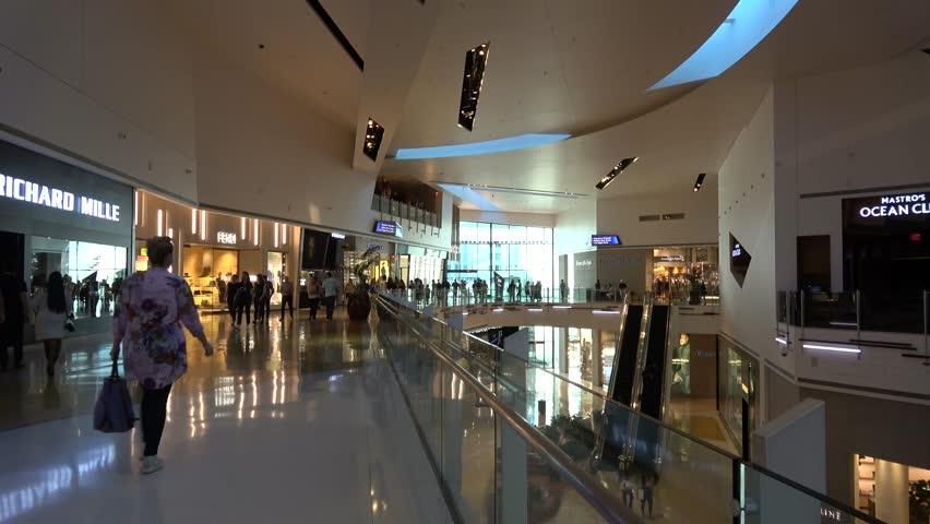 Amazing Crystals Shopping Center in Stock Footage Video (100% Royalty-free)  32843374 | Shutterstock