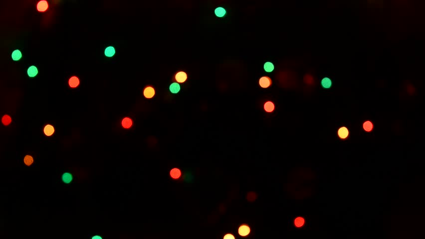 Colorful Christmas Lights Background.Deliberately Blurred Christmas Color Lights Stock Footage Video 100 Royalty Free 32910664 Shutterstock