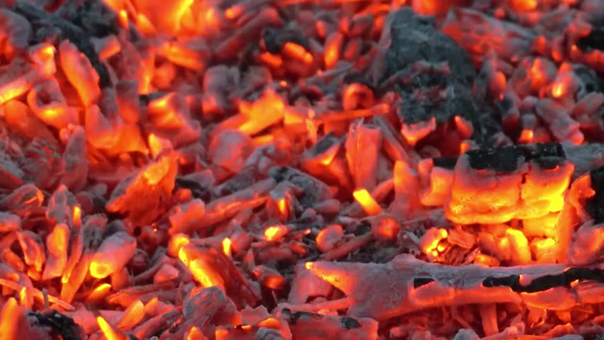 Embers And Ashes Of Mighty Stock Footage Video 100 Royalty Free 33144994 Shutterstock