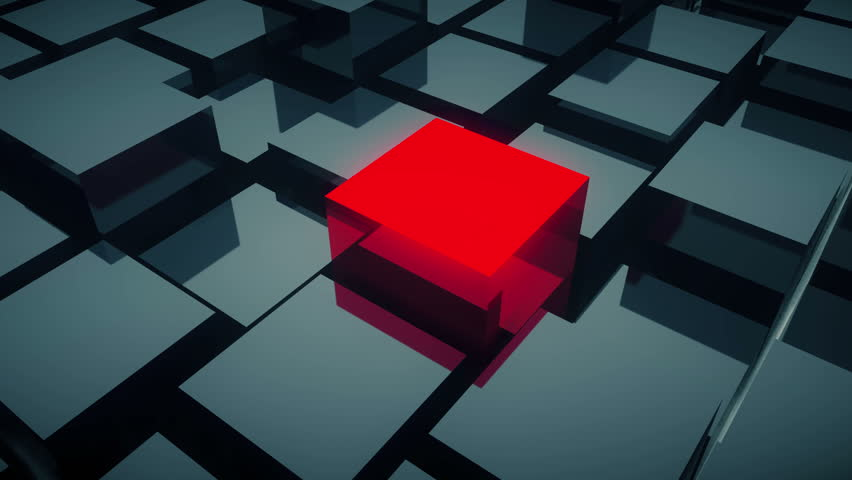 4k,tech blockchain data background,abstract 3d metal cubes animation.cg_03975_4k
