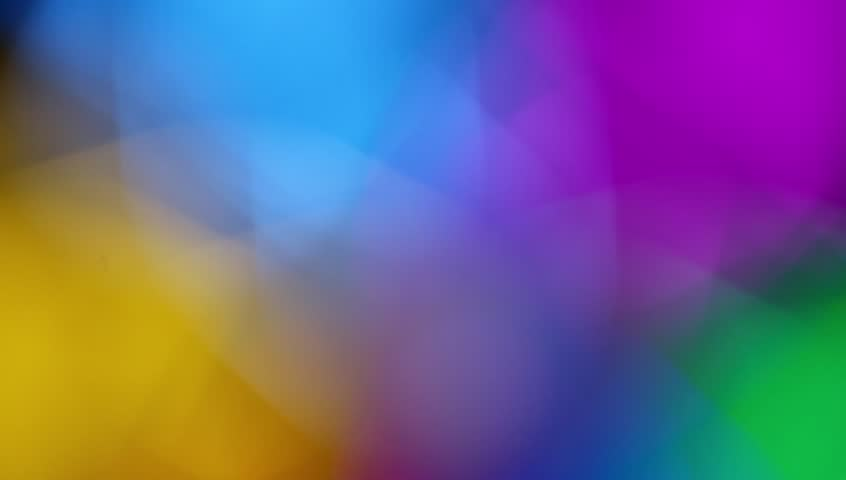 Abstract blurred multicolor neon light move to  circle look like turbine, windmill,wind-wheel in party night for colorful title background,pattern ,texture with copy space.Rainbow light background. | Shutterstock HD Video #33357754