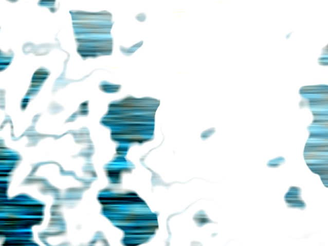 Grungy broken blue rain background