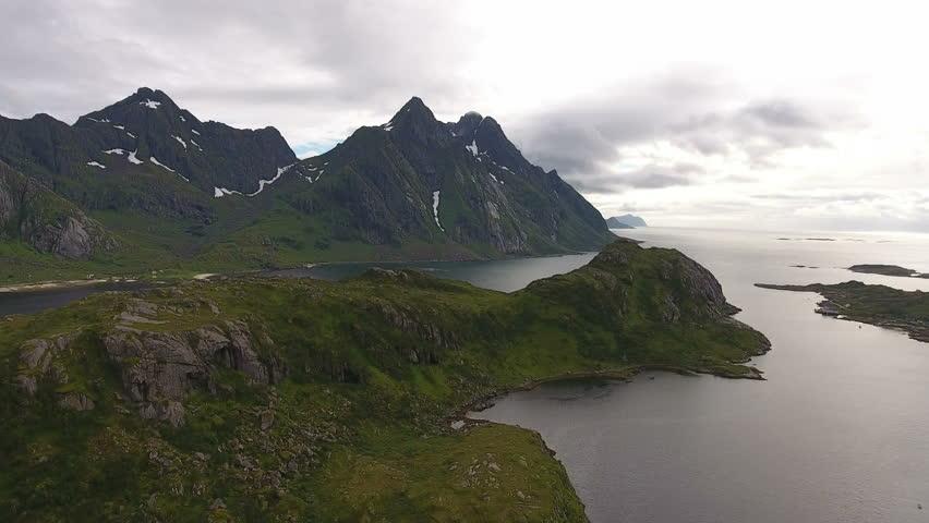 Wild Coast Of Norway Lofoten Islands