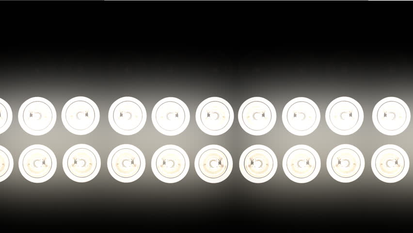 Delightful Bright Flood Lights Background Loop Light Wall. Stock Video (HD)  Royalty Free · 3356594 · Shutterstock