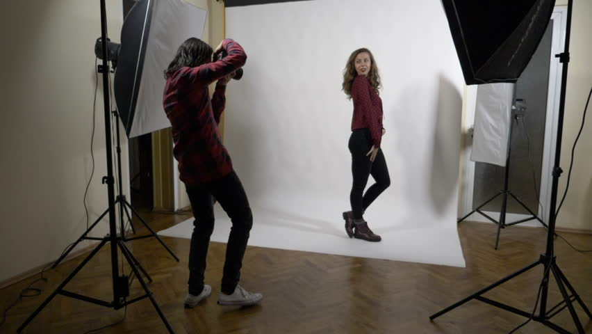 Allie Haze Behind The Scenes