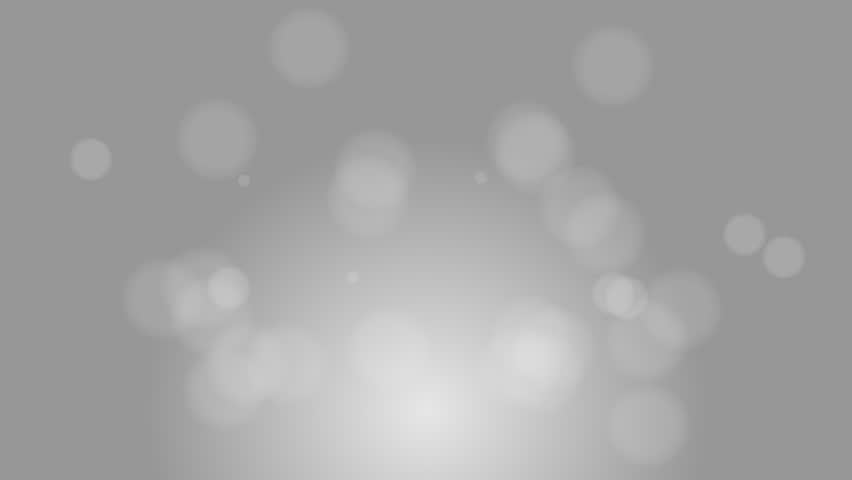 Christmas Background light blur White Silver Soft bokeh circle | Shutterstock HD Video #33733078