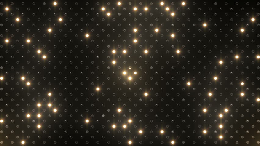 LED Light wall. Heart. | Shutterstock HD Video #3392984