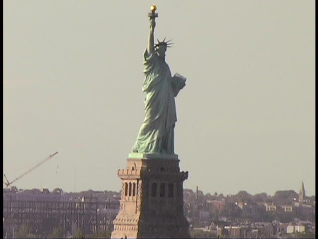 Statue of Liberty, New York, USA | Shutterstock HD Video #3395045