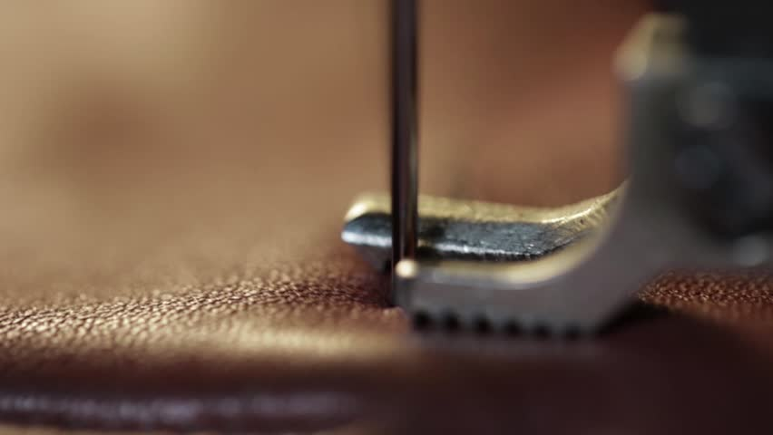 Sewing machine close-up | Shutterstock HD Video #33998884