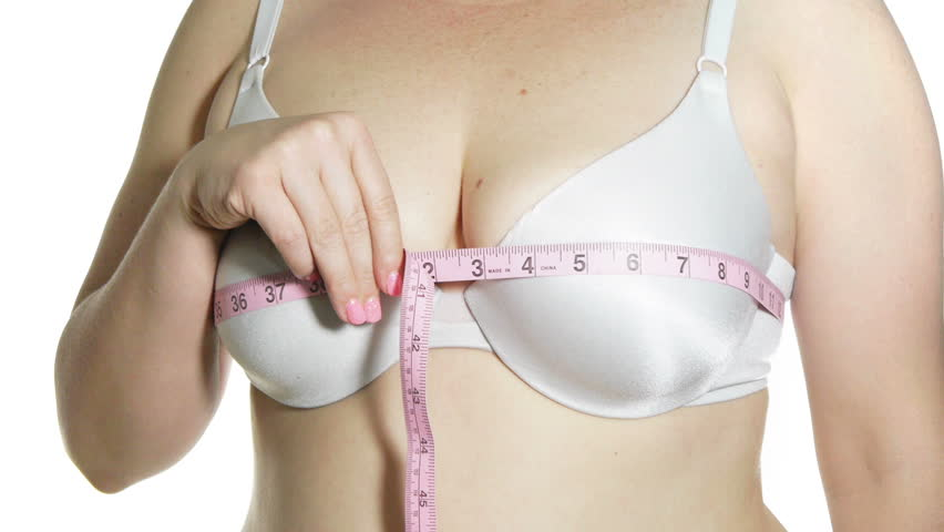 Breast bust size