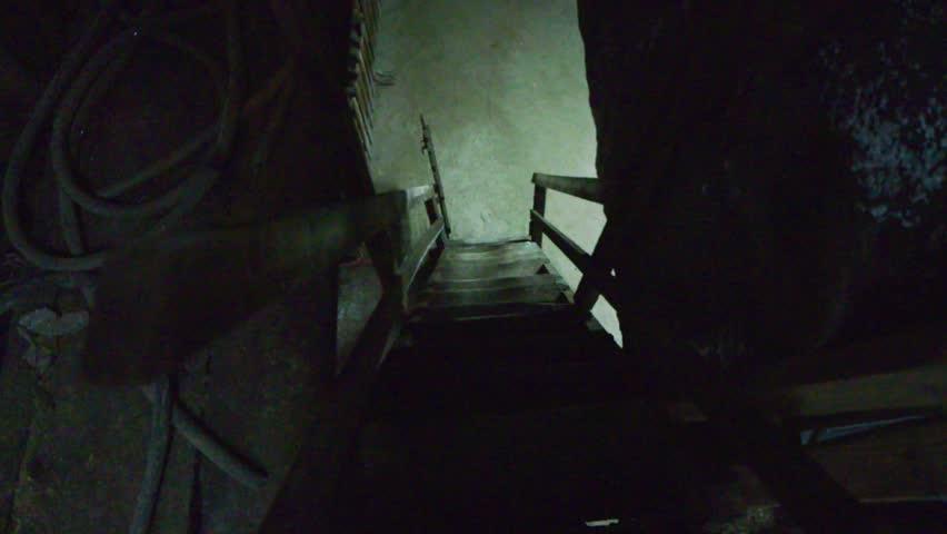 Image of: Creepy Basement Stairs Intended Creepy Basement Stairs Dingy Best Choice Dark Stairs Creepy Basement Stairs Makes Me Think Twice About Having Sleepovers