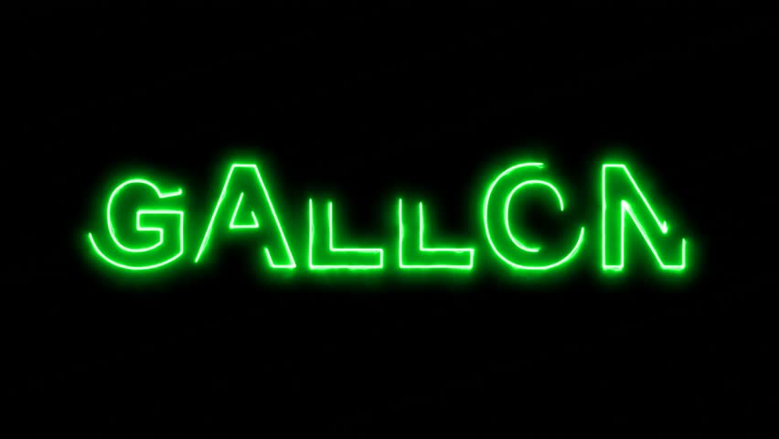 Green neon glow Footage #page 45 | Stock Clips