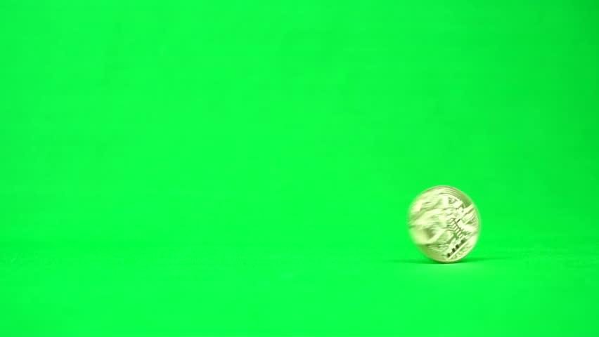 Bit coins fall in rotation | Shutterstock HD Video #34179094
