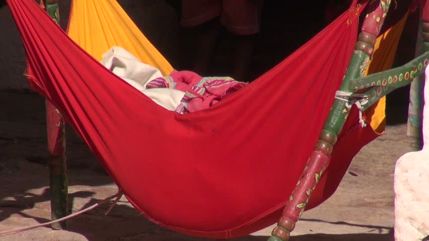 baby hammock form colorful cradle in jodphur india stock footage video 3430864   shutterstock baby hammock form colorful cradle in jodphur india stock footage      rh   shutterstock