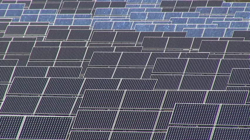 Photovoltaic system | Shutterstock HD Video #3433364