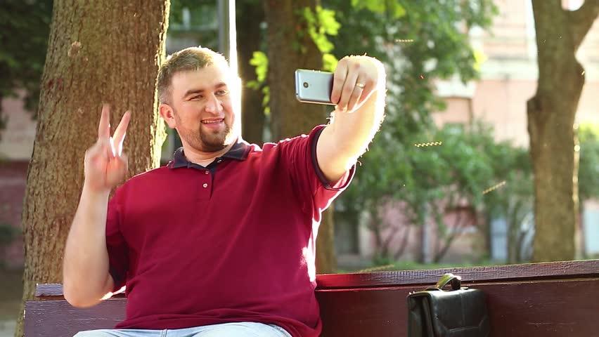 Amateur blonde phone selfie what words