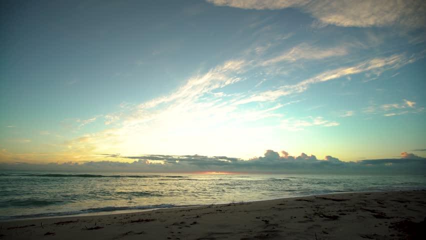 Majestic sunrise shot | Shutterstock HD Video #34366984
