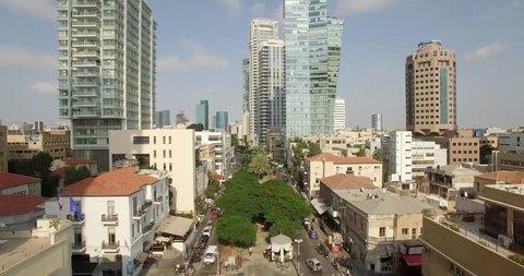 Tel Aviv - Rothschild Boulevard