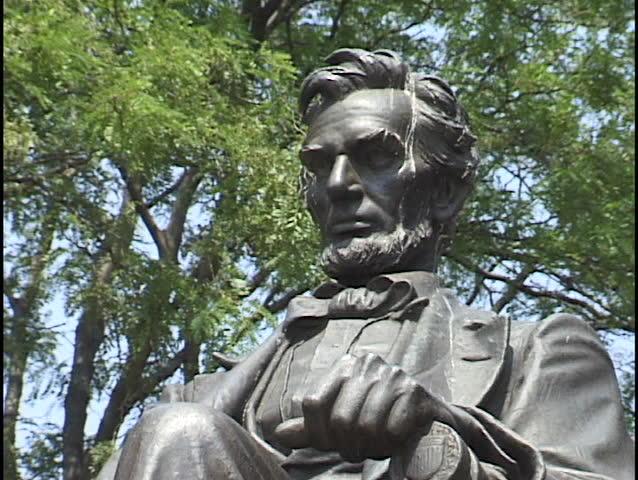 Header of Abraham Lincoln