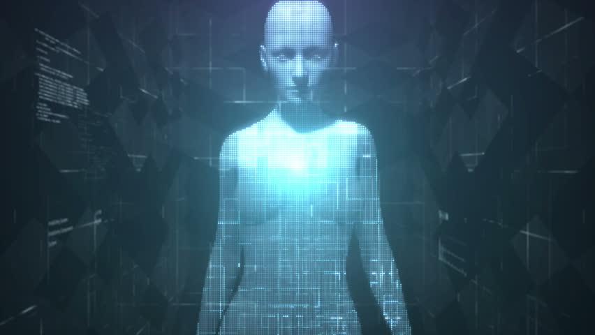 A.I. artifactual intelligence | Shutterstock HD Video #34613554
