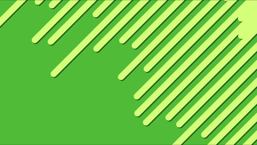 Various Colorful Striped Background Transition Animations - Loop Green Yellow | Shutterstock HD Video #34780294