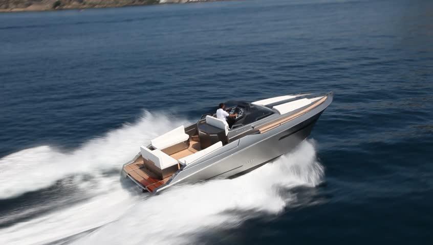 Motor boat, 1920x1080