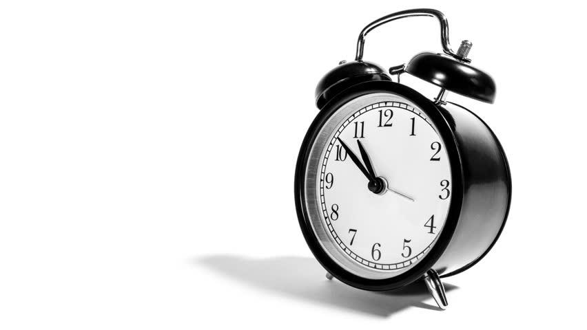Time lapse clock 1080p
